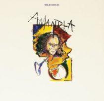 MILES DAVIS - Amandla / vinyl bakelit / LP