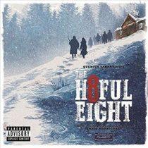 FILMZENE - Hateful Eight  / vinyl bakelit / 2xLP