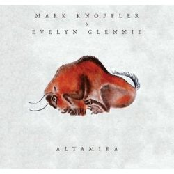 MARK KNOPFLER - Altamira CD