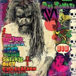 ROB ZOMBIE - Electric Warlock Acid CD