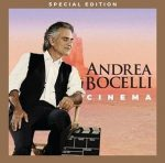 ANDREA BOCELLI - Cinema / special cd+dvd / CD