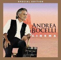 ANDREA BOCELLI - Cinema / special cd+dvd / CD