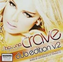 VÁLOGATÁS - DJ Havana Brown Crave Club Edition v.2 / 2cd / CD