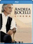 ANDREA BOCELLI - Cinema Live / blu-ray / BRD