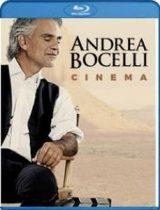 ANDREA BOCELLI - Cinema Live / blu-ray / BRZ