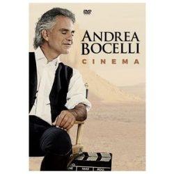 ANDREA BOCELLI - Cinema Live DVD