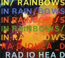 RADIOHEAD - In Rainbows / vinyl bakelit / LP
