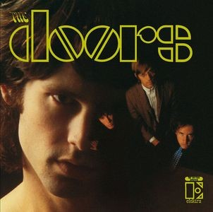 DOORS - Doors / stereo vinyl bakelit / LP