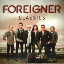 FOREIGNER - Classics / vinyl bakelit / LP