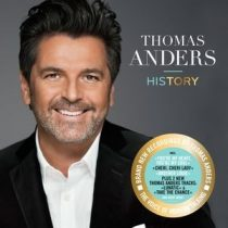 THOMAS ANDERS - History CD