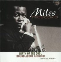 MILES DAVIS - 2in1 Birth Of The Cool/Round About Midnight / vinyl bakelit / LP