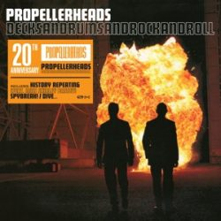 PROPELLERHEADS - Decksanddrumsandrockandrol 20th Anniversary / vinyl bakelit / 2xLP