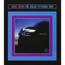 OSCAR PETERSON - Night Train / vinyl bakelit / LP
