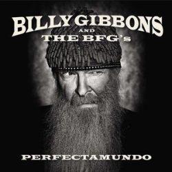BILLY GIBBONS - Perfectamundo / vinyl bakelit / LP