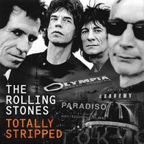 ROLLING STONES - Totally Stripped / vinyl bakelit +dvd / 2xLP