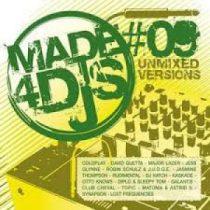 VÁLOGATÁS - Made 4 DJ-s # 9 Unmixed Versions CD