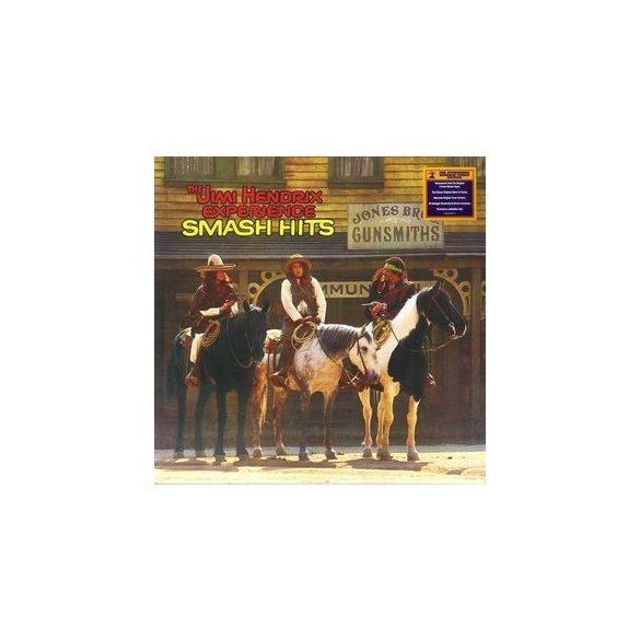 JIMI HENDRIX - Smash Hits / vinyl bakelit / LP