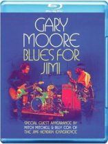 GARY MOORE - Blues For Jimi / blu-ray / BRD