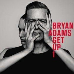 BRYAN ADAMS - Get Up / vinyl bakelit / LP