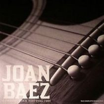 JOAN BAEZ - New Port Folk Festival 1968 / vinyl bakelit / LP