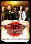 AEROSMITH - Rock For The Rising Sun DVD