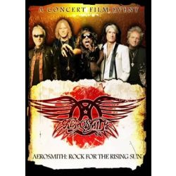 AEROSMITH - Rock For The Rising Sun DVD