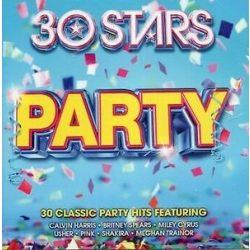 VÁLOGATÁS - 30 Stars / Party / 2cd / CD