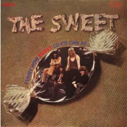SWEET - Funny, How Sweet Co-Co Can Be / vinyl bakelit / LP