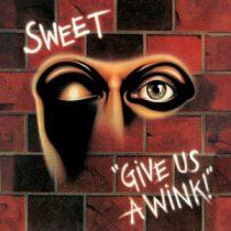 SWEET - Give Us A Wink / vinyl bakelit / LP