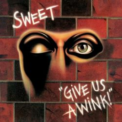 SWEET - Give Us A Wink / vinyl bakelit / LP