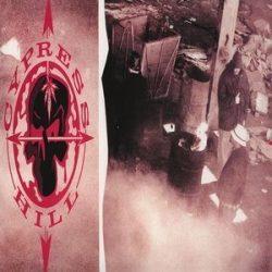 CYPRESS HILL - Cypress Hill / vinyl bakelit / LP