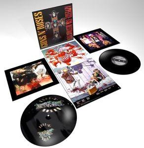 GUNS N' ROSES - Appetite For Destruction / limitált reissue vinyl bakelit / 2xLP