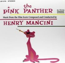 FILMZENE - Pink Panther / vinyl bakelit / LP