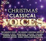 VÁLOGATÁS - Christmas Classical Voices / 3cd / CD