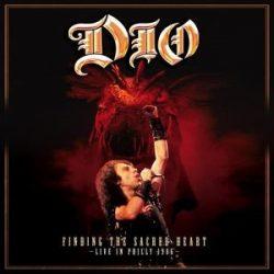 DIO - Finding The Sacred Heart Live In Philly 1986 / limitált színes vinyl bakelit / 2xLP