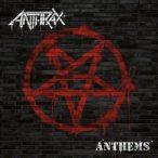 ANTHRAX - Anthems / vinyl bakelit / LP
