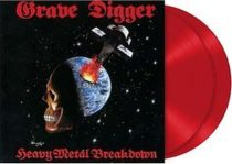 GRAVE DIGGER - Heavy Metal Breakdown / limitált színes vinyl bakelit / 2xLP