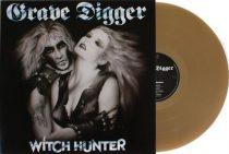 GRAVE DIGGER - Witch Hunter / limitált színes vinyl bakelit / LP