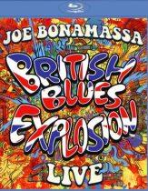 JOE BONAMASSA - British Blues Explosion / blu-ray / BRD