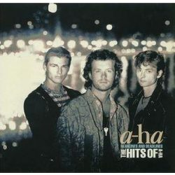 A-HA - Headlines And Deadlines / vinyl bakelit / LP