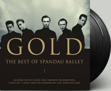 SPANDAU BALLET - Gold  / vinyl bakelit / 2xLP