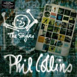 PHIL COLLINS - Singles / vinyl bakelit / 2xLP