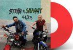 STING - 44/876 /limitált színes  vinyl bakelit / LP