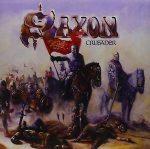 SAXON - Crusader / limitált színes vinyl bakelit / LP