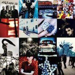 U2 - Achtung Baby /  vinyl bakelit / 2xLP