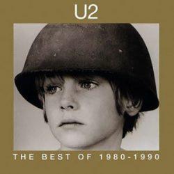 U2 - Best Of 1980-1990 / vinyl bakelit / 2xLP