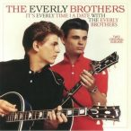 EVERLY BROTHERS - Two Originals = It's Everly Time + A Date With The everly Brothers / vinyl bakelit / LP