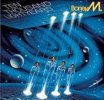 BONEY M - 10000 Lightyears / vinyl bakelit / LP