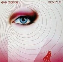 BONEY M - Eye Dance / vinyl bakelit / LP