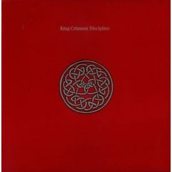 KING CRIMSON - Discipline ( vinyl bakelit / LP
